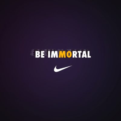 Nike Campaign – Be ImMOrtal (Mo Farah)